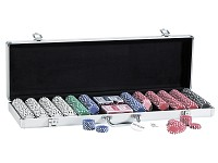 "Grand Straight Royale Poker-Koffer ""Grand Straight Ultimate Collection 600"""